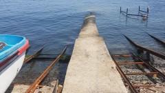 """ДНСК-Бургас откри """"спрения"""" през 2008 г. отходен канал на Синеморец да се излива в морето"""