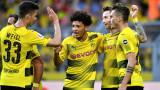 Пако Алкасер е новият любимец на феновете на Борусия (Дортмунд)