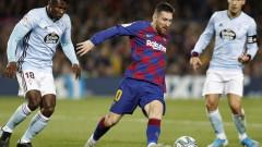 Лионел Меси ще запише мач №700 за Барселона