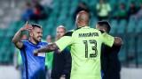 Левски победи Черно море с 2:1 като гост в мач от efbet Лига