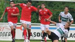 Юноша на ЦСКА на проби в Малмьо