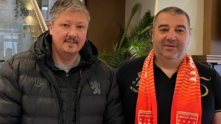 Саша Антунович все още не е подписал официален договор с Царско село