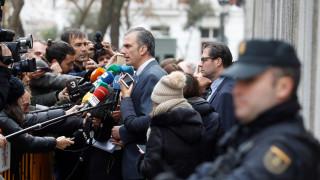 Жункерас остава в затвора, разпореди върховният съд на Испания