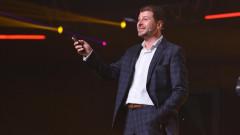 """Най-голямата световна медия за предприемачество определя българина Пламен Русев, като """"човекът, който мести планини"""""""