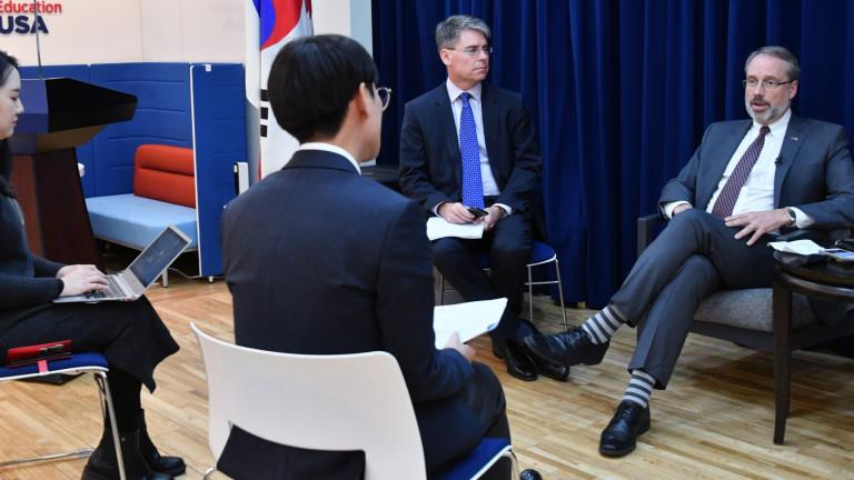 Вашингтон и Сеул отново не договориха пари за американските войски в Южна Корея
