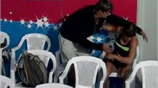 Пуснаха под гаранция украинския треньор, който би дъщеря си