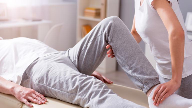 Болницата в Монтана се сдоби с нова апаратура за физиотерапия