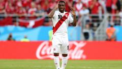 Перу остана без Фарфан до края на Копа Америка