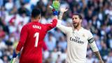 Реал (Мадрид) победи Селта с 2:0