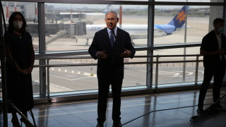 Израел кани лидера на ОАЕ в Йерусалим, подготвя директни полети