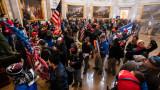 Бомби открити във Вашингтон, в Конгреса - убити