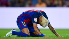 Барселона трепери за Неймар