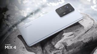 С какво впечатлява новият Xiaomi MIX 4