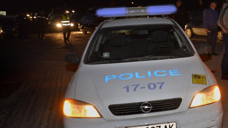 Заловиха дрогиран шофьор след гонка със столичната полиция