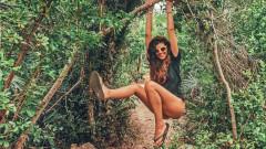 Какви ги върши Михаела Филева в Куба