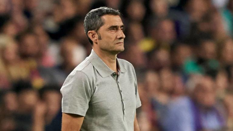В Испания: Доверието към Валверде е снето, Барселона готви треньорска смяна