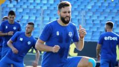 Ради Василев: Най-важното е отборът да върви