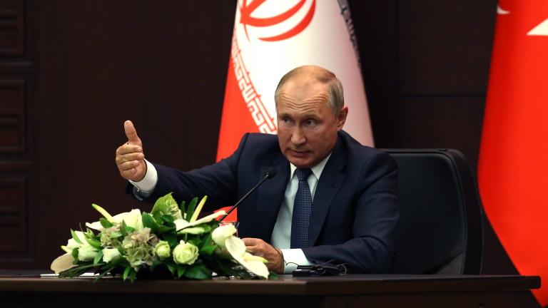 Русия е готова да помогне на Саудитска Арабия след атаките