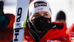 Лара Гут-Бехрами спечели Супер Г в Санкт Антон