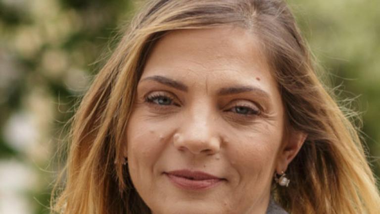 Ваня Манова, мениджър за България и Северна Македония на Mastercard,