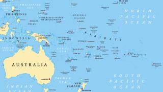Свалиха опасността от вълни цунами за бреговете на Папуа Нова Гвинея