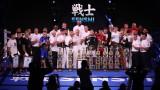 Тежки битки и много екшън на SENSHI 6 отново вдигнаха публиката на крака