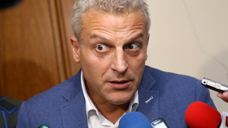 Петър Москов: Вървим след кризата и спорим за детайла