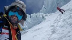 Атанас Скатов изкачи Канчендзьонга (8 586 метра)