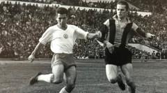 Днес се навършват 90 години от рождението на легендата на ЦСКА и националния отбор Иван Колев