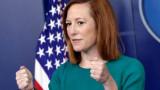 """Псаки: Американо-руските отношения """"ще изглеждат по различен начин"""""""