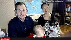 """""""Професорът с децата"""" показа семейството си официално (ВИДЕО)"""