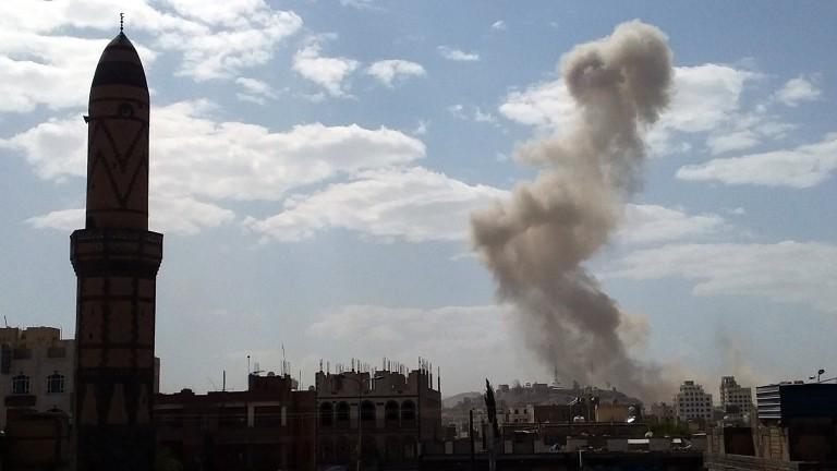 Повече от 30 загинали и 14 ранени при удари в Йемен