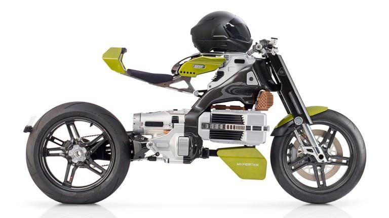 BST HyperTek ни показва как ще изглеждат моторите на бъдещето