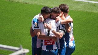 Еспаньол мечтае за спасение след победа срещу Депортиво Алавес
