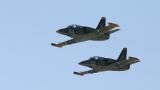 """Нощни полети с въздушен десант в рамките на учението """"SWIFT RESPONSE-2015"""""""