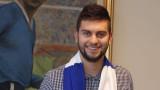 Станислав Костов: Не смятам, че ще имам проблеми с феновете на Левски заради престоя в ЦСКА