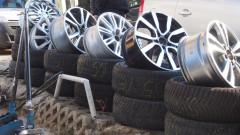 Шофирането със зимни гуми вече е задължително