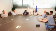 Борислав Михайлов проведе среща със Съдийската комисия