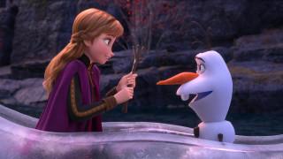 """""""Замръзналото кралство 2"""" влезе в историята"""