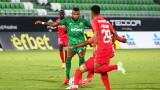 Лудогорец загуби с 0:1 от Мидтиланд и приключи участието си в Шампионската лига