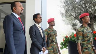 Етиопия мобилизира армията и я изпраща в опозиционния регион Тигрей