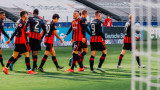 Айнтрахт (Франкфурт) победи Унион (Берлин) с 5:2 в Бундеслигата