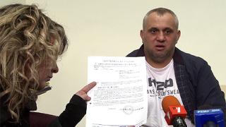 ГДБОП атакували Дамбовеца за 800 кг. ръждясала ламарина
