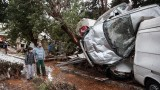 Потопът затвори 20 училища в Атина