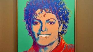 Пускат на търг портрет на Майкъл Джексън