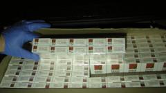 Откриха 2 000 кутии цигари във видински автомобил