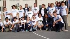 Учениците в Созопол се включиха в Европейската седмица на спорта #BeActive