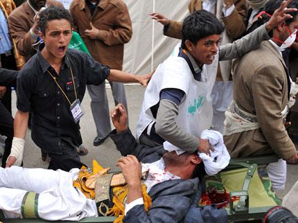 Кръвопролитията в Йемен продължават