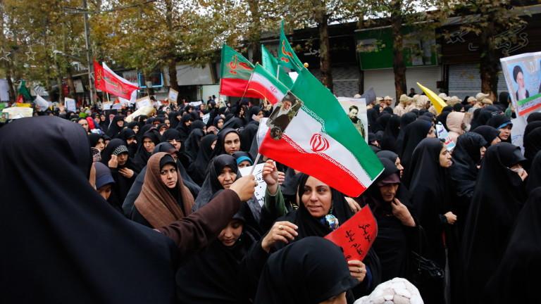 "Иран обяви, че ""световната война"" срещу него се била провалила"