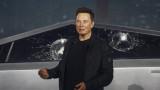 Tesla, Cybertruck, Илон Мъск и счупеното стъкло на пикапа, което коства на Мъск почти милиард долара